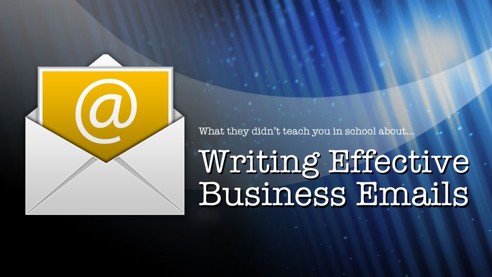 Effective business writing course
