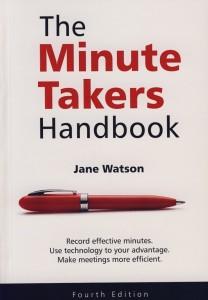 Minute Takers Handbook